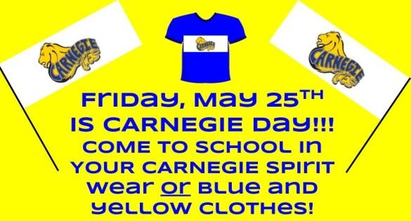 Carnegie Spirit Day